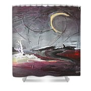 Cape St. Mary Shower Curtain