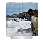 Cape St. Mary's Shower Curtain