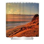 Cape Sunrise Sands Shower Curtain