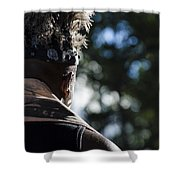 Cape Town Street Chief Shower Curtain