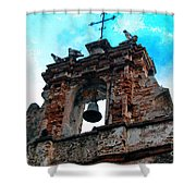 Capilla De Cristo   Shower Curtain