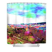 Capital Shower Curtain