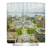 Capital Panoramic Shower Curtain