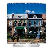 Capital Street Homes Shower Curtain