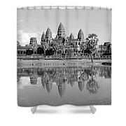Capital Temple Shower Curtain