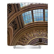 Capitol Architecture Shower Curtain