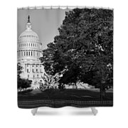 Capitol Hill Shower Curtain