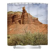 Capitol Reef 1 Shower Curtain