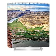Capitol Reef 2 Shower Curtain