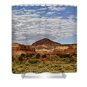 Capitol Reef 7 Shower Curtain