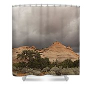 Capitol Reef 9471 Shower Curtain