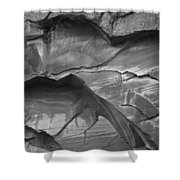 Capitol Reef 9581 Shower Curtain
