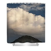 Capitol Reef 9639 Shower Curtain