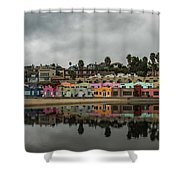 Capitola 1 Shower Curtain