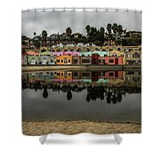 Capitola 2 Shower Curtain