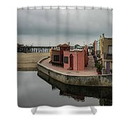 Capitola 4 Shower Curtain