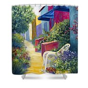 Capitola Dreaming Shower Curtain
