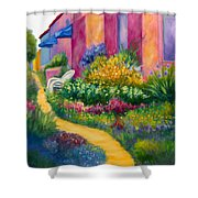 Capitola Dreaming Too Shower Curtain