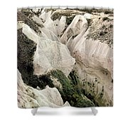 Cappadocia Canyon Shower Curtain