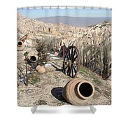 Cappadocia11 Shower Curtain