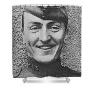Captain Eddie Rickenbacker Shower Curtain
