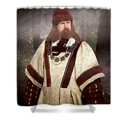 Captain Of The Guild Of St. Maurice Shower Curtain