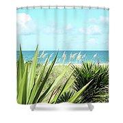 Captiva Gp Shower Curtain