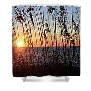 Captiva Sunset Shower Curtain