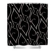 Captivate Shower Curtain