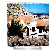 Captivating Cabo Shower Curtain