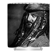 Capt'n Jack Shower Curtain
