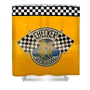 Car - City - Nyc Taxi Shower Curtain