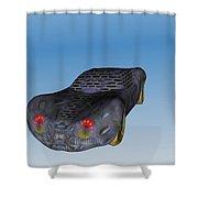 Bencar Shower Curtain