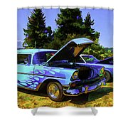 Car Show Series #2 Shower Curtain