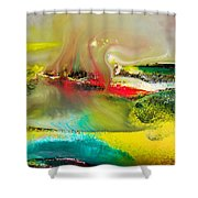 Caressed By Time Shower Curtain