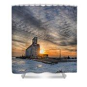 Cargill In The Sun Flare Shower Curtain