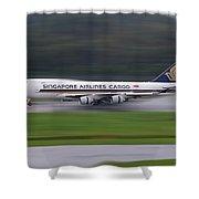 Cargo Shower Curtain