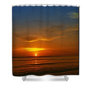 Caribbean Morning Shower Curtain