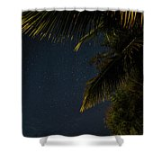 Caribbean Nights Anse Chastanet Shower Curtain