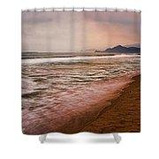 Caribbean Sea Shower Curtain