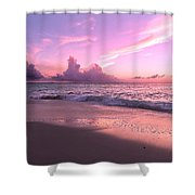 Caribbean Tranquility  Shower Curtain