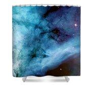Carina Nebula #5 Shower Curtain