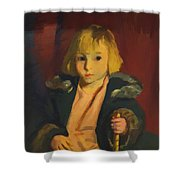 Carl 1921 Shower Curtain