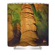 Carlsbad Giant Shower Curtain