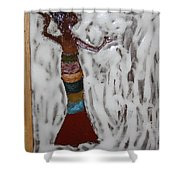Carmen - Tile Shower Curtain