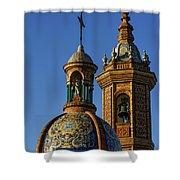 Carmen Chapel Seville Spain Shower Curtain