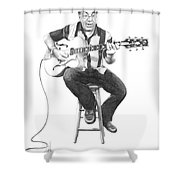 Carmine D'amico Shower Curtain