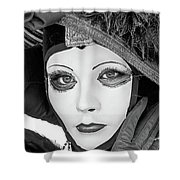 Carnavale Time Shower Curtain