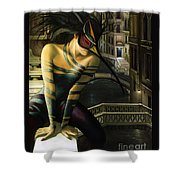 Carnavale Venezia Shower Curtain