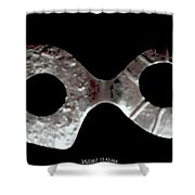 Carnival 002 Shower Curtain by Robert aka Bobby Ray Howle